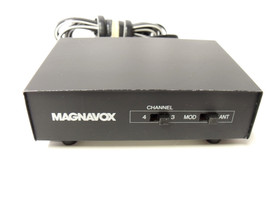 Magnavox  RF Modulator  Cat No. M61138 - $7.00