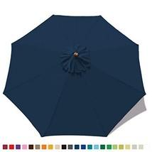 ABCCANOPY 9ft Umbrella Top for Patio/Market Umbrella Replacement Canopy ... - $20.36