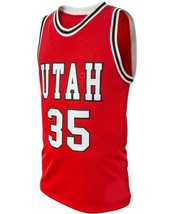 Kyle Kuzma #35 College Basketball Custom Jersey Sewn Red Any Size image 1