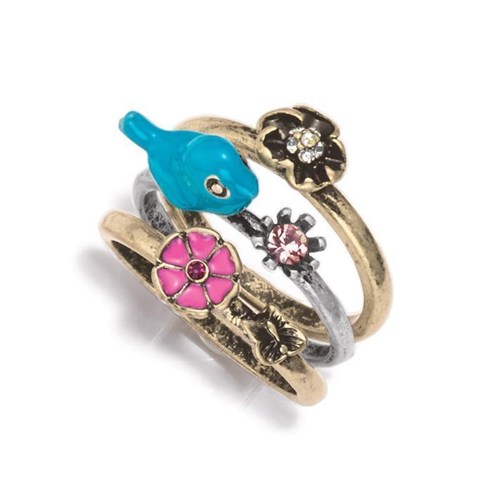 Avon Free As A Bird Ring~ Size 10 ~ Brand New/Boxed