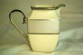 Lenox 2019 Ivory Frost Footed Creamer 8 Oz. New With Tags - $85.31
