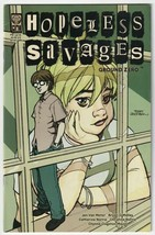 Hopeless Savages Ground Zero #3 September 2002 Oni Press - $2.99
