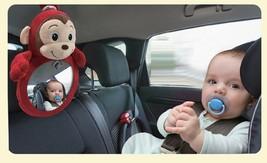 "Toy Trons Coco Mong Mirror Stuffed Animal Monkey Plush Toy 13.7"" 35cm image 2"