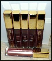 Authentic MILANI Brilliant Shine Lip Gloss - BROWNBERRY #13  Dolci #15 Full Size - $8.95
