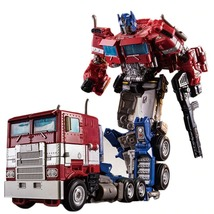 """Optimus Prime Action Figure 7"""" Transformation Abs New Ko Gift Movie Toy - $27.99"""