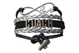 Cheer Coach Bracelet- Coach Cheerleading Bracelet- Cheer Jewelry - Perfect Gift  - $10.00