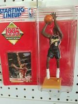 1995 Rookie Starting Lineup - Slu - Nba - Steve Smith - Atlanta Hawks - $12.00