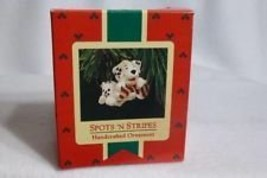 Hallmark Spots 'N Stripes Christmas Ornament (1987) - $3.43