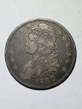 1832 Capped Bust Silver Half Dollar Coin Lot# 319-15