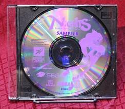 Sega Saturn Nights Sampler Demo Disc Only NFR - $5.94