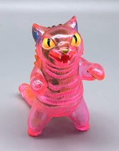 Max Toy Clear Pink Beach Ball Negora image 2