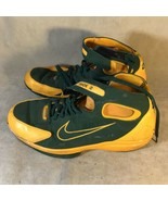 Nike Oregon State Basketball Sneakers NikeID 453971-991 2011 Size 13 - $197.99