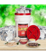 Chef's Banquet, Emergency Food ARK 1 Month Supply ARK 390 Servings - $90.24