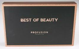 Profusion Cosmetics Best Of Beauty 42 Piece Advanced Eyeshadows+ Make-Up Kit NIB image 2