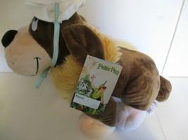 "Disney Authentic Nana Plush Toy 13 1/2"" H Stuffed Animal Peter Pan Dog NWT - $16.82"