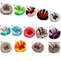 New born Baby Colorful Seat Support Seat Soft Sofa Cotton Safety Travel ... - $34.05