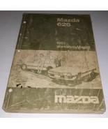 1983 Mazda 626 Workshop Manual Free Shipping MAZDA 1983 - $19.66