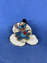 Stitch Snow Angel Disney Pin Lilo DLR DCA WDW Mover Snowball - $14.99