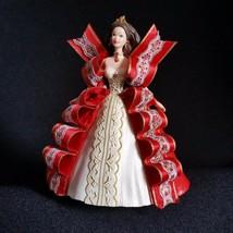 Vintage Barbie Christmas Ornament Hallmark Holiday Collector's Series 1997 - $19.99