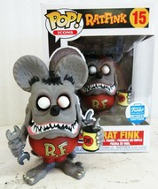 Funko Rat Fink Pop Exclusive #15 Figure - $44.95