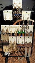 New & High End Designer Earrings - #1 Lot of 14... - $29.50