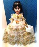 Madame Alexander First Lady Doll Collection Series II Julia Tyler 14 inc... - $63.36