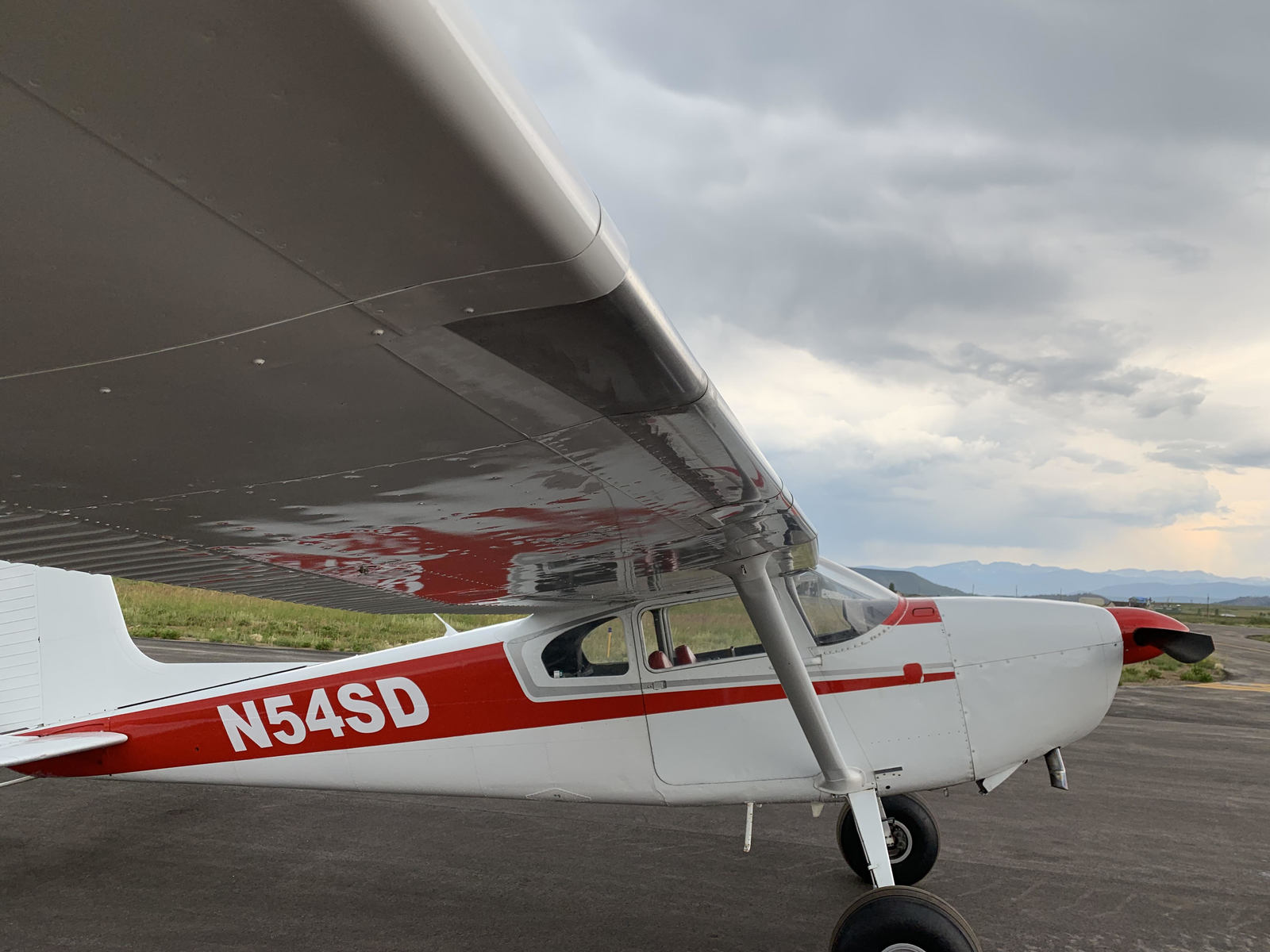 1954 CESSNA 180 For Sale In Granby, CO USA