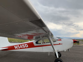 1954 CESSNA 180 For Sale In Granby, CO USA image 1