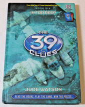The 39 Clues: In Too Deep 6 by Jude Watson 2009 Hardcover Book Scholastic - $16.08
