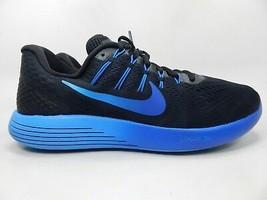 Nike LunarGlide 7 Size 7.5 M (D) EU 40.5 Men's Running Shoes Black 843725-004 - $43.81