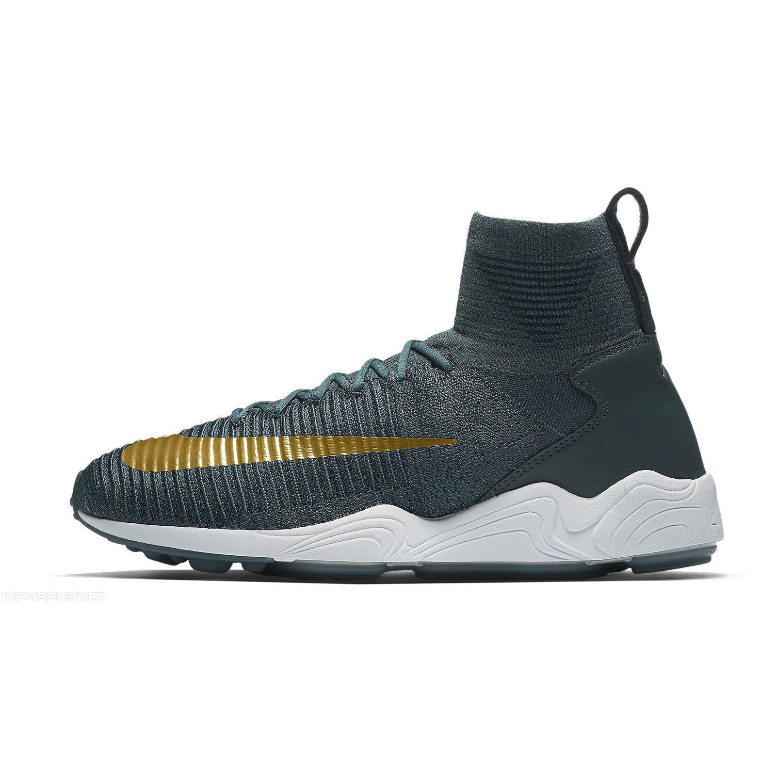 d15b16b5a9745 Nike Men s Zoom Mercurial XI FK FC Blue Gold and 50 similar items