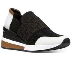 Michael Kors MK Women's Felix Trainer Mesh Sneakers Shoes (9.5) image 1