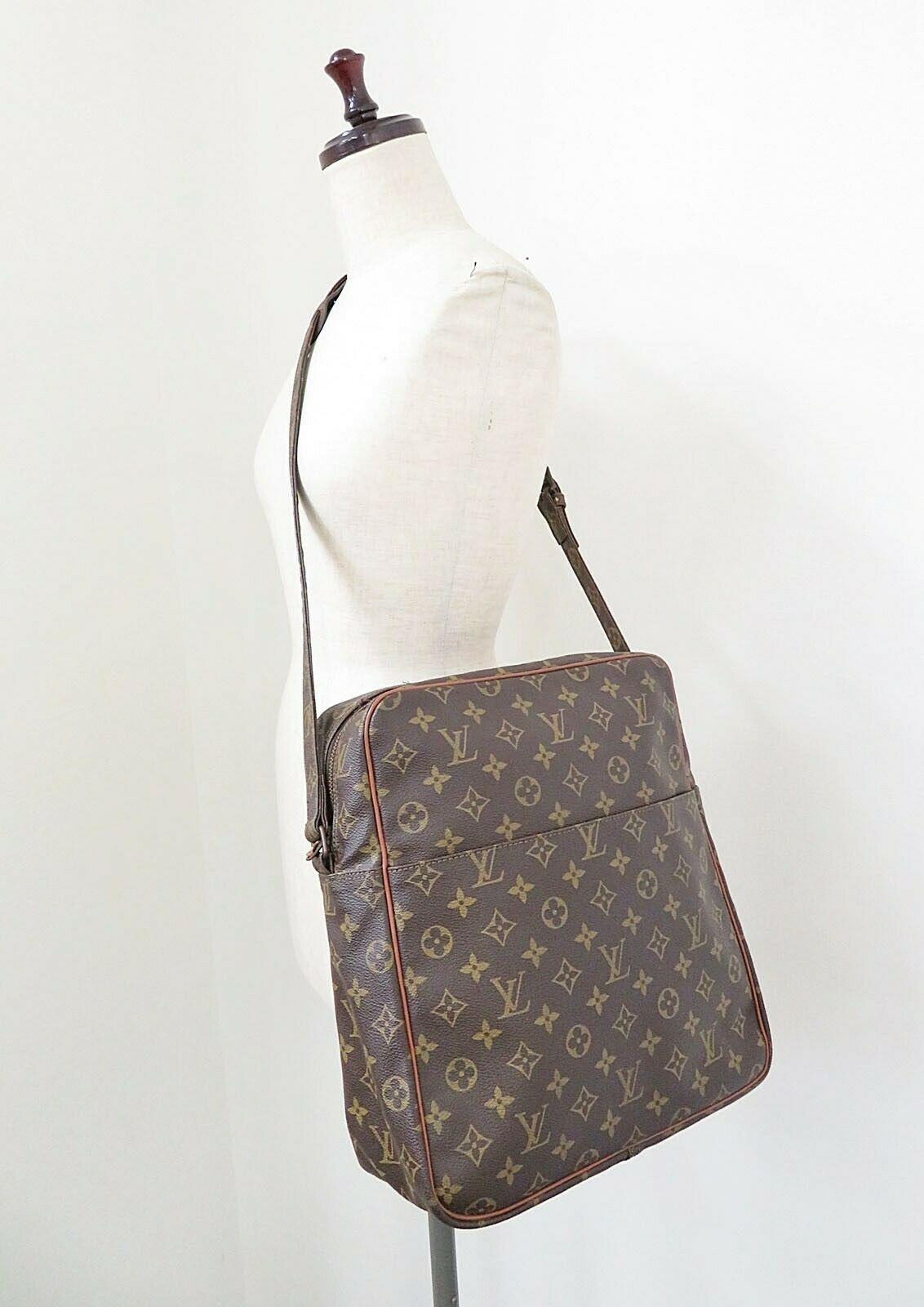 Auth VTG LOUIS VUITTON Marceau Monogram Messenger Shoulder Bag #34998 image 2