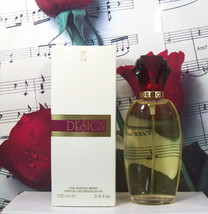 Design Fine Parfum Spray For Women By Paul Sebastian 3.4 FL. OZ. NWB - $39.99