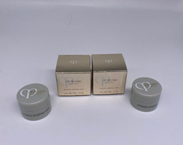 Cle De Peau Beaute Protective Fortifying Cream .07 Oz Boxed Lot Of 2 - $11.87
