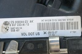 06-08 BMW E65 E66 750i 760i HID Xenon AFS Adaptive Headlight Driver Left LH image 6