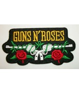 """Guns N' Roses~PATCH~Pistols~Embroidered~4"""" x 2""""~Iron or Sew On - $4.25"""