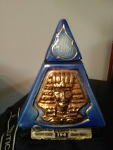 "Vintage Jim Beam Bourbon Whiskey Decanter Indianapolis Indiana  1970 "" Imperial  image 1"