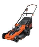 Lawn Mower Self Propelled Cordless Foldable Handles Walk Behind Rear Bag... - $425.38