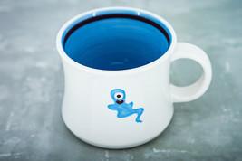Starbucks 2006 Blue Ghost Halloween Mug Cup - $14.60