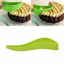 New Cute Convenient Cake Pie Slicer Sheet Cutter Server Bread Slice Knife - €12,41 EUR