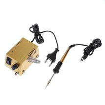 936I 220V 18W Thermostatic Electric Soldering Iron Mini Solder Station - $33.70