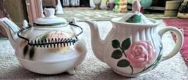 Set of 2 Vintage Shawnee Teapots - $16.00