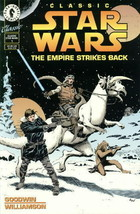 Classic Star Wars: Empire Strikes Back Comic #1 1994 NM - $4.50