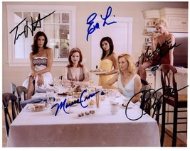 DESPERATE HOUSEWIVES Cast Autographed Signed  Photo w/COA - 26117 - $225.00