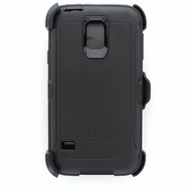 OtterBox Defender Case for Samsung Galaxy S5 Black * Cover OEM Original - $20.89