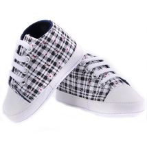 First Walker Shoes Unisex Soft Sole Casual Shoes 5 Colors, 0-6 months age - $7.94