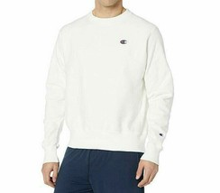 Champion Men's Reverse Weave Fleece Crew Neck Sweatshirt NEW AUTHENTIC W... - $37.99