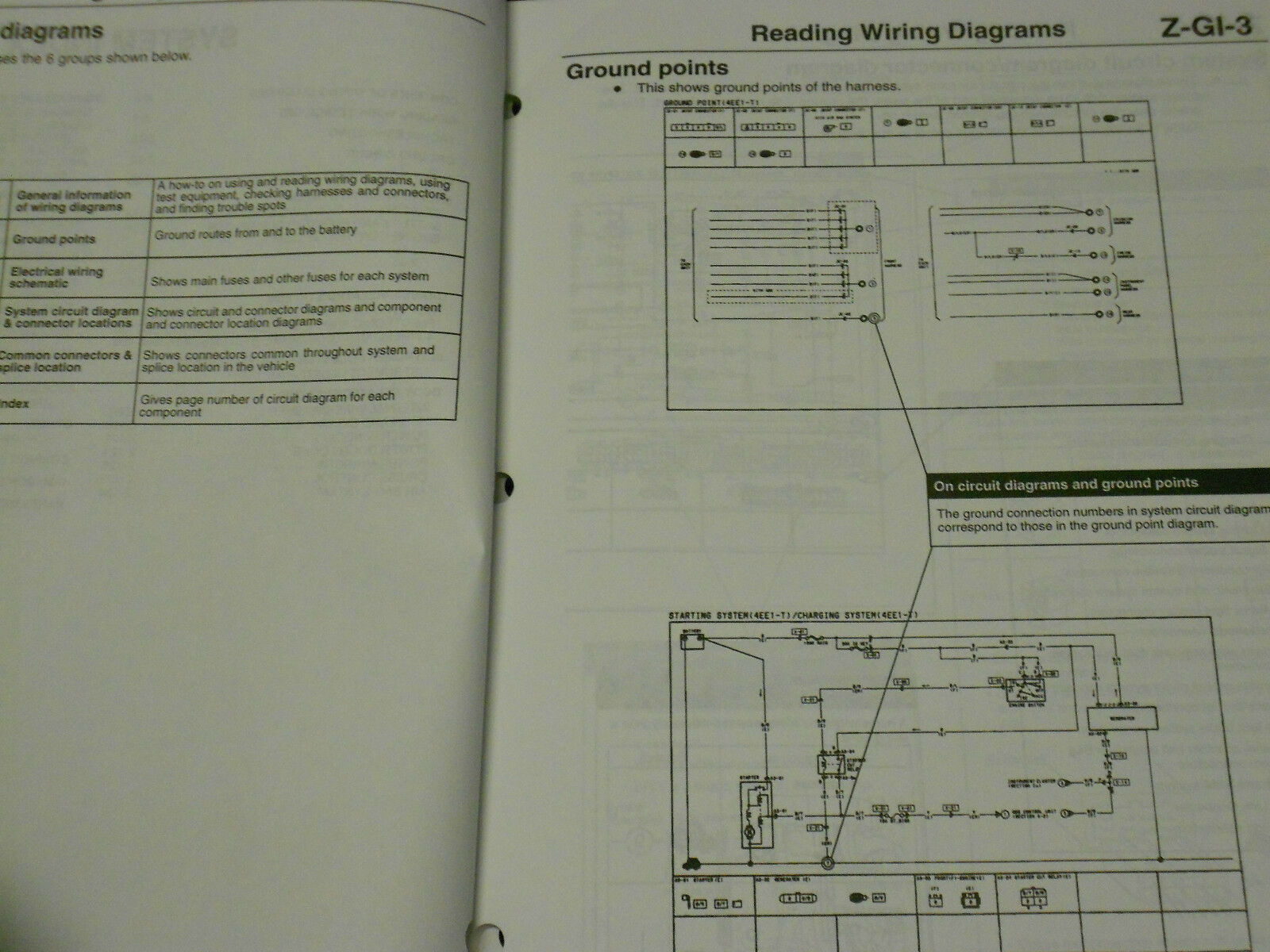 1992 Mazda B220b2600i Truck Service Repair Shop Set Factory Books Oem Workshop And The Electrical Wiring Diagram