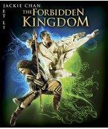 The Forbidden Kingdom (Blu-ray) - $3.95